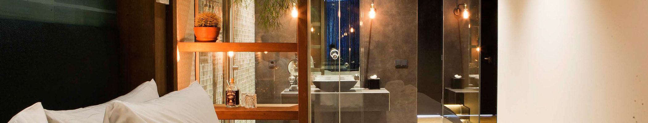boutique hotel Manzo\'s Suites