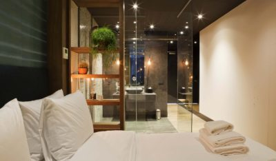 boutique-hotel-zaandam-manzo-suites-loft-bed-badkamer